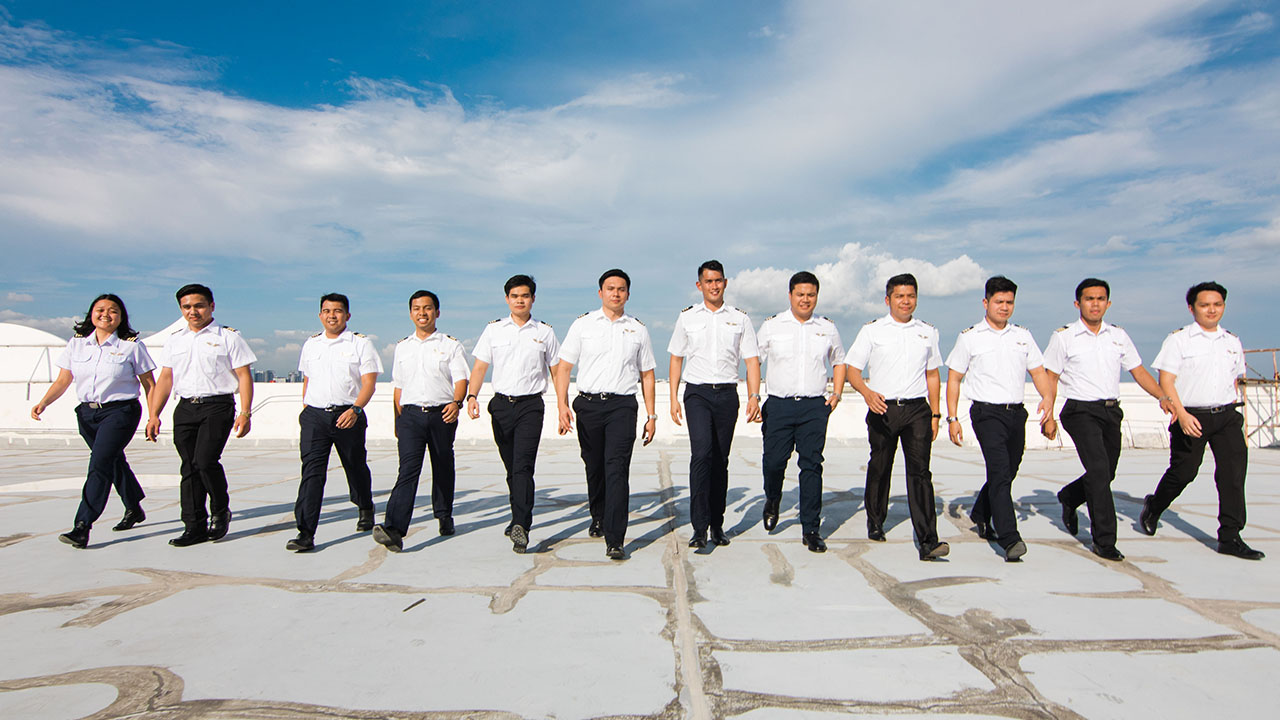 Cebu Pacific's Cadet Pilots Are One Step Closer To Their Dream Job